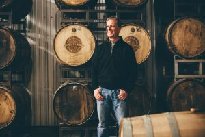 David Farran, head of Alberta Craft Distillers Association and the owner of Eau Claire Distiller