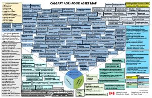 Calgary Asset map