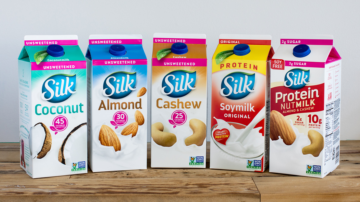 Milk alternatives from Silk | Plant Protein Alliance of Alberta (PPAA)