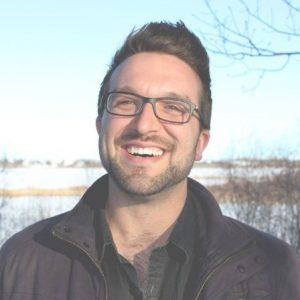 Jonathan Berube, Alberta LGBTQ+ Chamber of Commerce