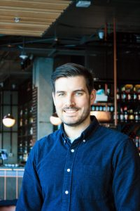 James Battershill, founder of blended animal-plant protein company Bump