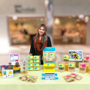 Sophia Tang, founder and CEO of Calgary's coRISE, an innovative food upcycling company